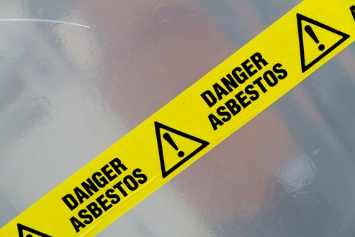What should I do if I have been exposed to asbestos?